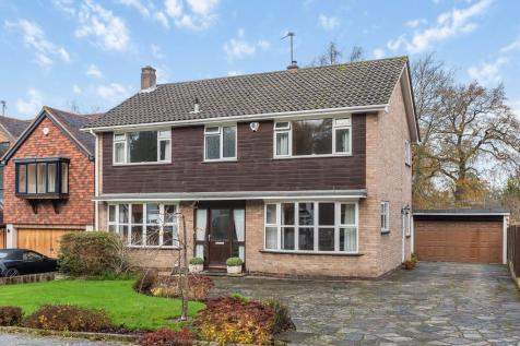 The Birches, Locksbottom. 4 bedroom detached house for sale