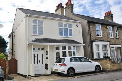Rosebery Road, Old Moulsham, Chelmsford, Essex. 3 bedroom detached house
