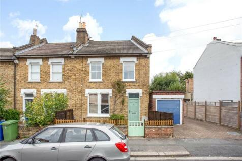 Cornflower Terrace, East Dulwich, SE22. 3 bedroom end of terrace house