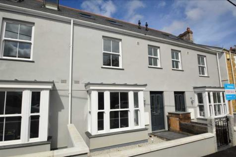 TRURO. 4 bedroom terraced house