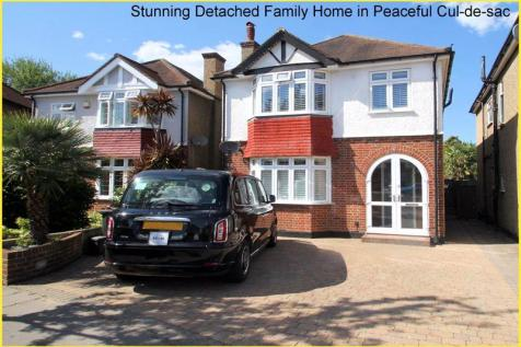 Shirley. 4 bedroom detached house for sale