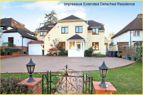 Croham Valley Road, South Croydon. 4 bedroom detached house for sale