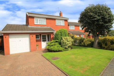Hinsley Drive, Plas Goulbourne, Wrexham. 3 bedroom detached house