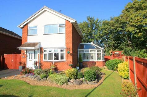 Ffordd Garmonydd, Wrexham. 3 bedroom detached house for sale
