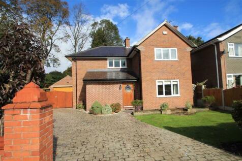 Lawson Road, Wrexham, Wrexham. 3 bedroom detached house for sale