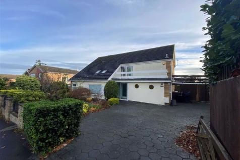 Box Lane, Wrexham, Wrexham. 4 bedroom detached house for sale