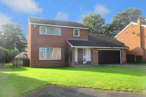 Lawson Close, Wrexham. 4 bedroom detached house for sale