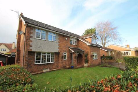 Holly Walks, Wrexham, Wrexham. 4 bedroom detached house for sale