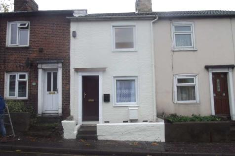 Brook Street, Colchester. 2 bedroom terraced house