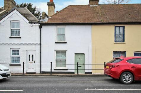 Bexley High Street, Bexley. 2 bedroom cottage