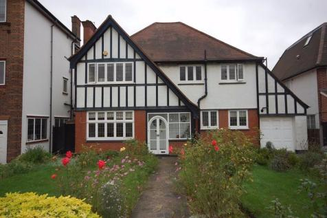 Beechwood Avenue, Finchley, London, N3. 5 bedroom detached house
