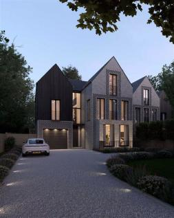 Didsbury Park, Manchester. 6 bedroom detached house for sale