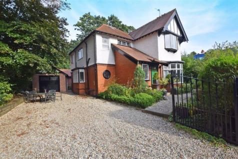 Pine Road, Didsbury, Manchester. 5 bedroom detached house for sale