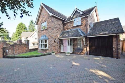 Heritage Gardens, Didsbury, Manchester. 4 bedroom detached house for sale