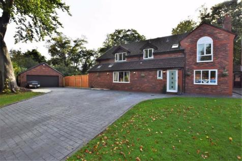 Winchester Park, Didsbury, Manchester. 7 bedroom detached house for sale