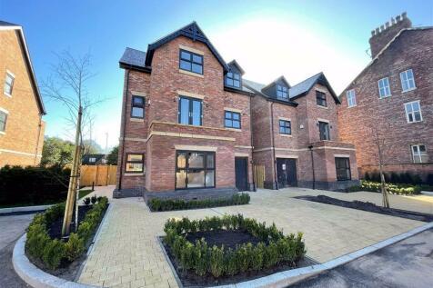 Barlow Moor Road, Didsbury, Manchester. 5 bedroom detached house for sale