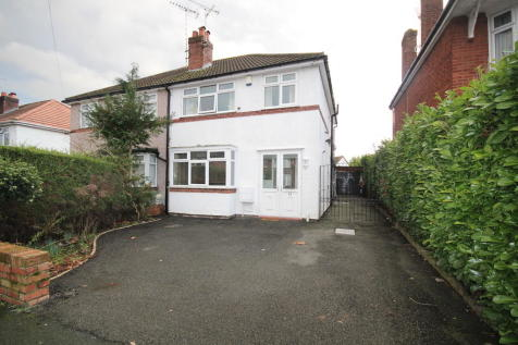 Westminster Drive, Wrexham. 3 bedroom semi-detached house