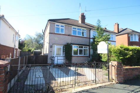 Westminster Drive Wrexham. 3 bedroom semi-detached house