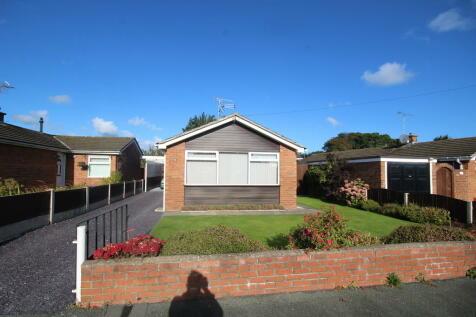 PEMBROKE ROAD BORRAS. 3 bedroom detached bungalow for sale