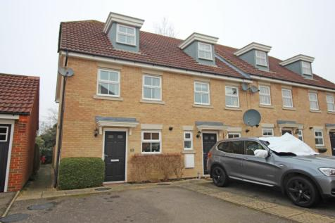 Fresson Road, Stevenage, SG1 3QU. 3 bedroom town house for sale