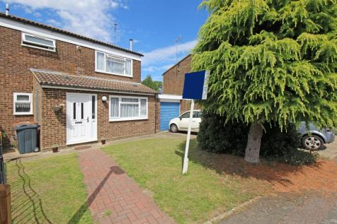 Bawdsey Close, Stevenage, SG1 2LA. 3 bedroom semi-detached house for sale