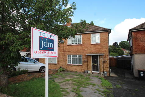 Maxwell Gardens, Orpington. 3 bedroom semi-detached house