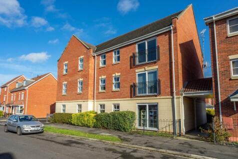 Cobham Way, York. 2 bedroom flat for sale