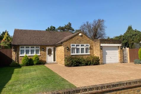 Post Meadow, Iver Heath. 4 bedroom detached bungalow for sale