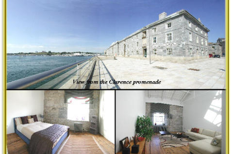 Penthouse, Royal William Yard, Plymouth *Available with Zero Deposit Guarantee*. 2 bedroom apartment