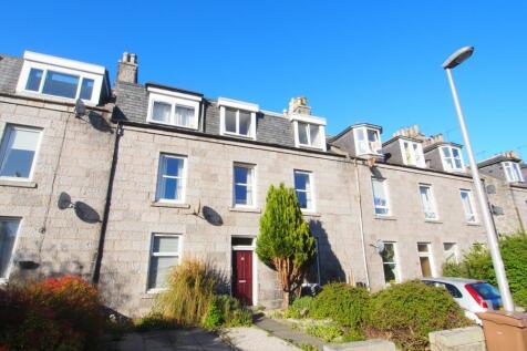 Allan Street l, Aberdeen, AB10. 1 bedroom flat