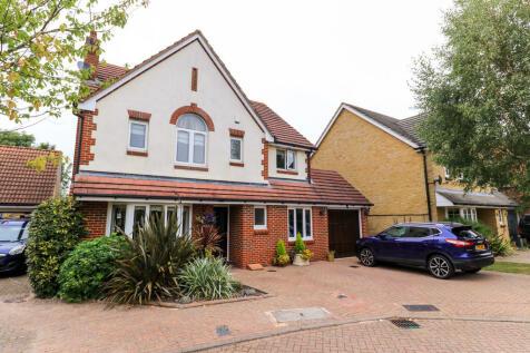 Starkey Close, Hammond Street, cheshunt property