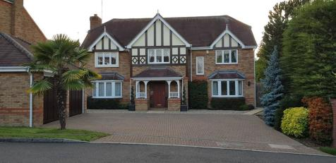 Great Groves, Goff's Oak. 5 bedroom detached house for sale