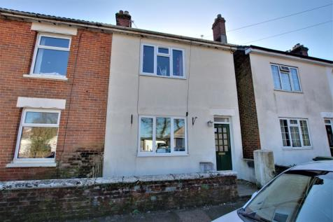 ANMORE ROAD, DENMEAD. 3 bedroom terraced house for sale