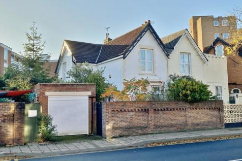 Victoria Road North, Southsea. 5 bedroom semi-detached house for sale