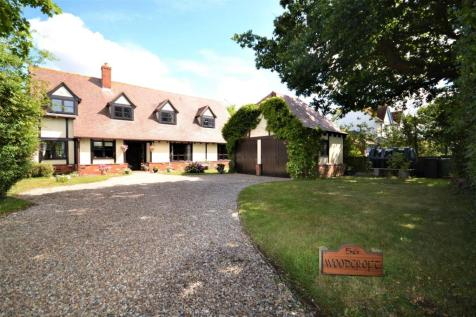 Mill Road, Burnham-on-Crouch. 4 bedroom detached house