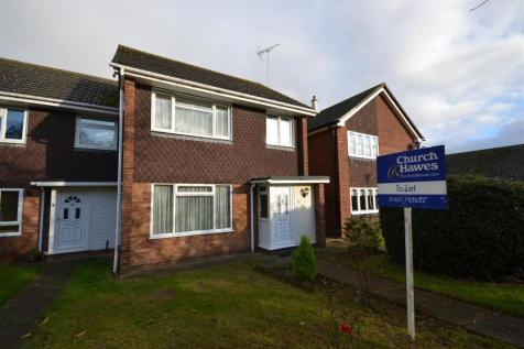 Orwell Way, Burnham-on-Crouch. 3 bedroom end of terrace house