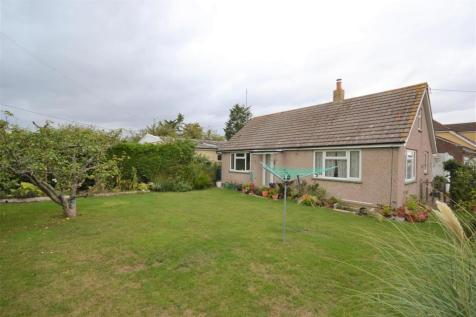 Main Road, St Lawrence. 2 bedroom detached bungalow