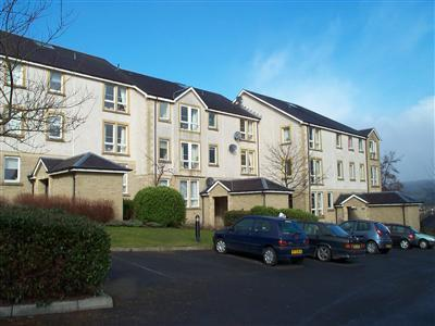 Whinwell Road, Stirling. 2 bedroom flat