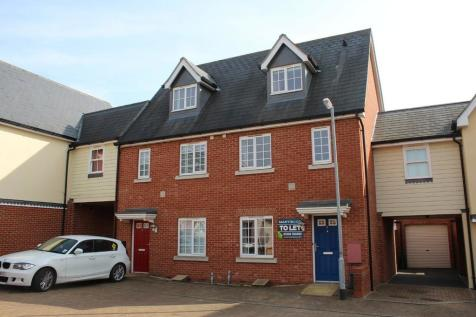 Harold Collins Place, Colchester. 3 bedroom semi-detached house