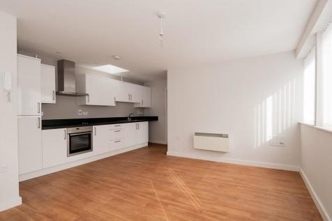 North Hill, Colchester. 1 bedroom flat
