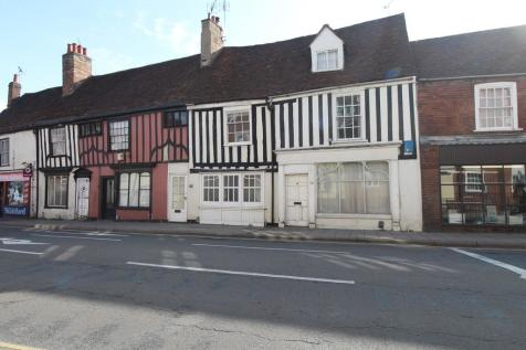 East Hill, Colchester Town. 2 bedroom terraced house