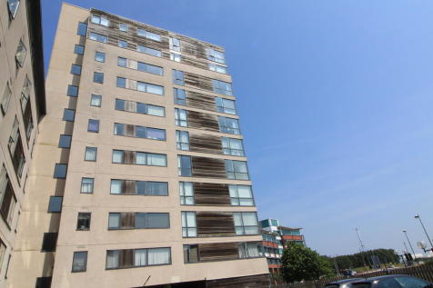 Atlas House, Falcon Drive, Cardiff Bay. 1 bedroom apartment