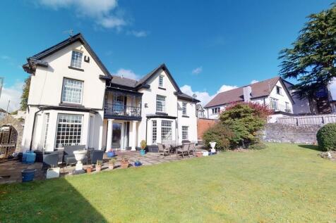 Tyfica Road, Pontypridd. 5 bedroom detached house for sale