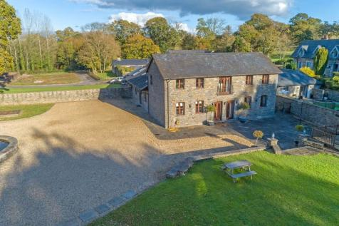 Hensol. 5 bedroom barn conversion for sale