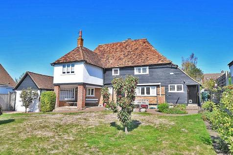 Plantation Lane, Bearsted, Maidstone ME14. 4 bedroom detached house for sale