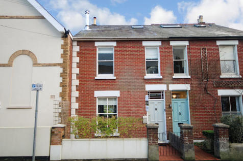 St. Marks Road, Salisbury 3D VIDEO TOUR!. 4 bedroom terraced house for sale