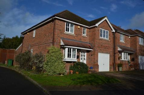 Atterbury Gardens, Caversham Heights. 4 bedroom detached house for sale