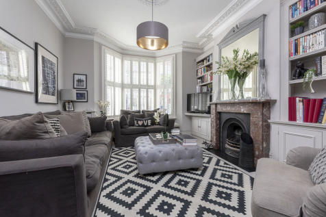 Shelgate Road, London SW11. 4 bedroom terraced house
