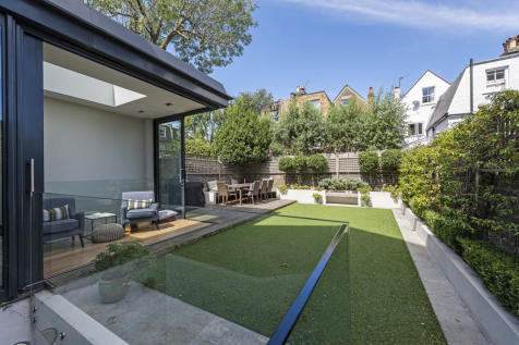 Dents Road, London SW11. 5 bedroom semi-detached house for sale