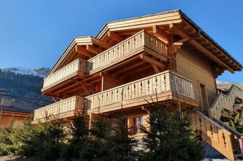 Verbier, Switzerland. 5 bedroom apartment for sale